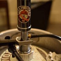 Keg of Steamwork's beer.