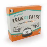 ginger fox true or false game