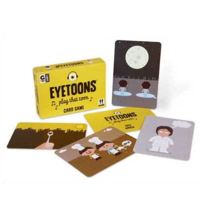 """Eyetoons """"Play That Toon"""" Card Game"""