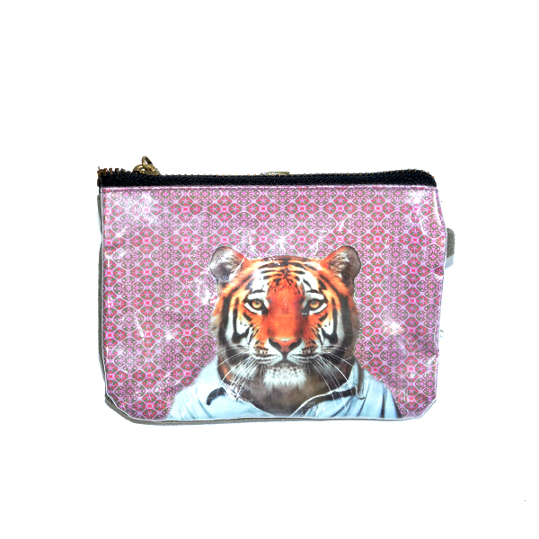 Tiger Coin Pouch