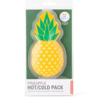 This pineapple hot/cold pack features a charming design that makes it the perfect fun option for children's lunches, hot or cold!