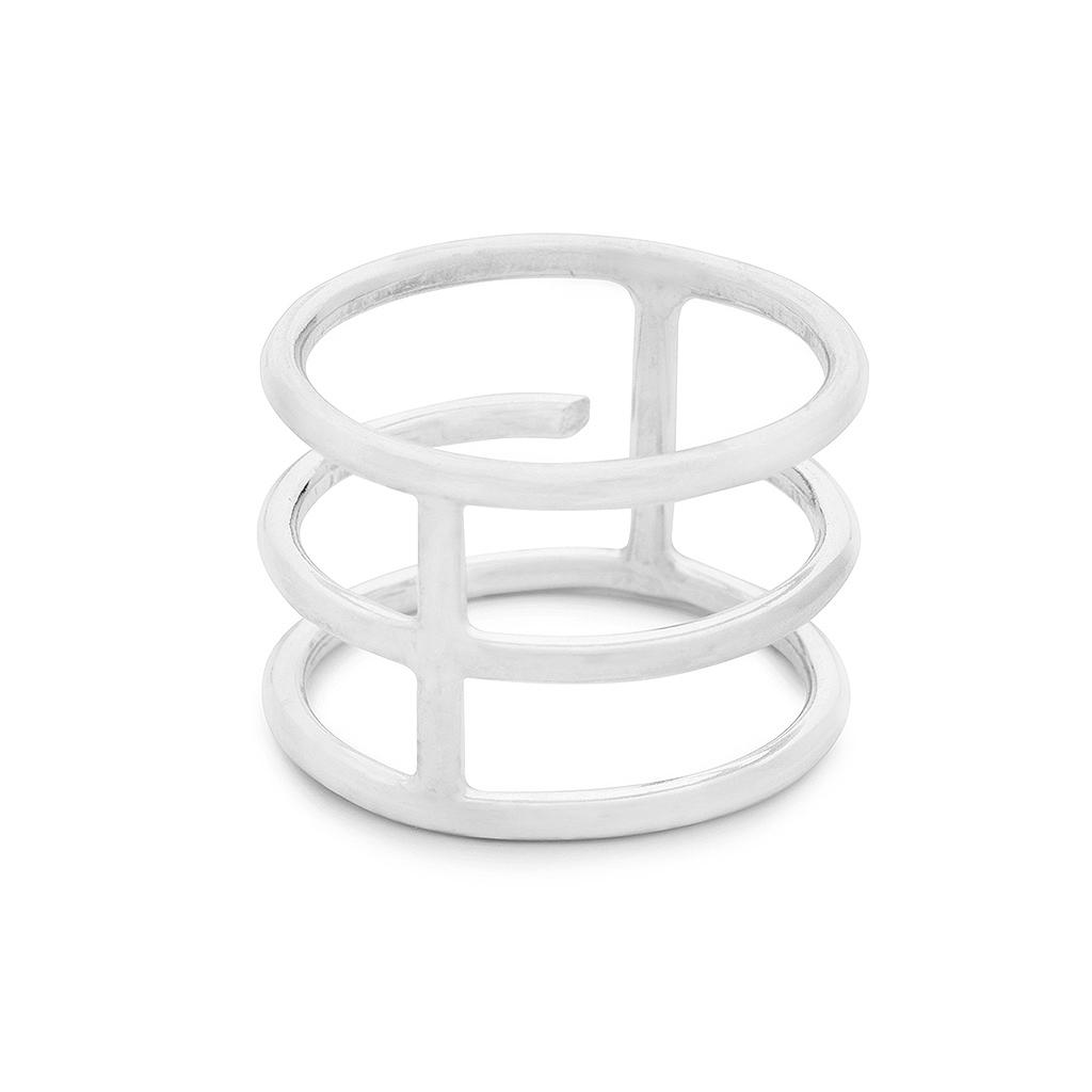 Kara Yoo Gladiator Sterling Silver Ring