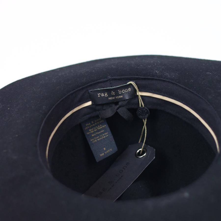 7cf5e1bad45a9 Rag and Bone Wide Brim Felt Hat - SOLD – Front   Company