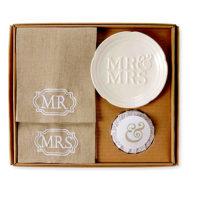 Mr. & Mrs. Towel Boxed Set