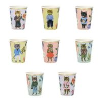 Meir Meri Nathalie Lete Flora Cat Party Cup
