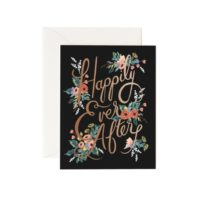 Rifle Paper Eternal Happily Ever After Greeting Card