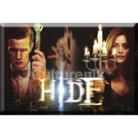 Doctor Who Episode Magnet - Hide