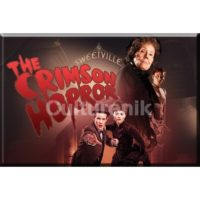 Doctor Who Episode Magnet - The Crimson Horror