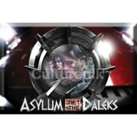 Doctor Who Episode Magnet - Asylum of the Daleks