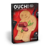 Ouch! Voodoo Cutting Board