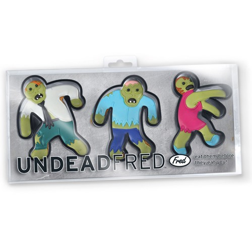 Undead Cookie Cutters