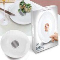 Smile Plates - Set of 2