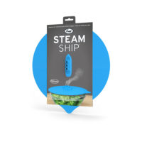 Steam Ship Silicone Steaming Lid