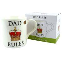 Dad Rules Mug