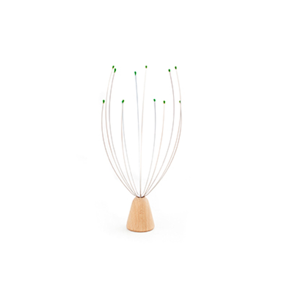 Head Massager Standing Tree