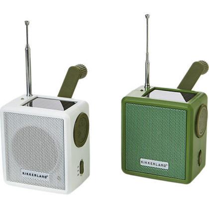 Solar Powered Radio Assorted