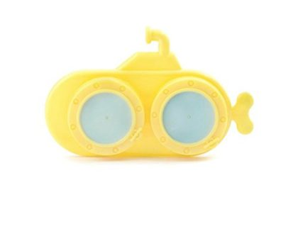 Contact Case, Yellow Sub