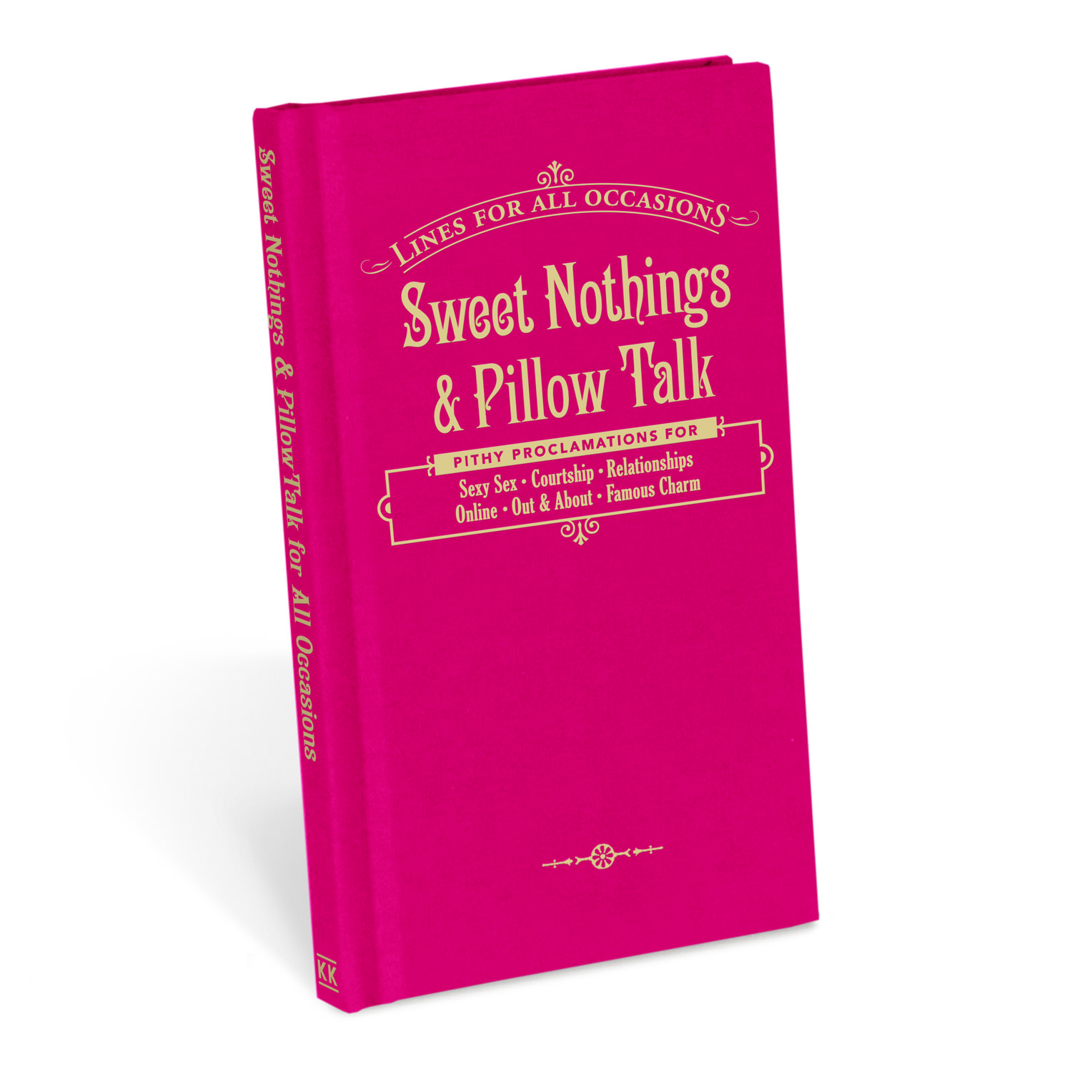 Sweet Nothings and Pillow Talk for All Occasions