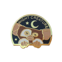 La Barbuda Nigth Creature Pin
