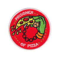La Barbuda Ninja Turtles Prison Of Pizza Patch