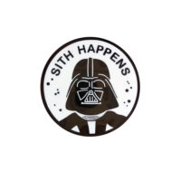 La Barbuda Sith Happens Enamel Pin