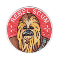 La Barbuda Rebel Scum Patch