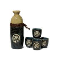 Miya Nawamaki Sake Set
