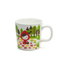 Miya Little Red Mug