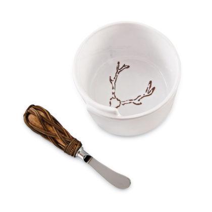 Mud Pie Lodge Dip Cup Set