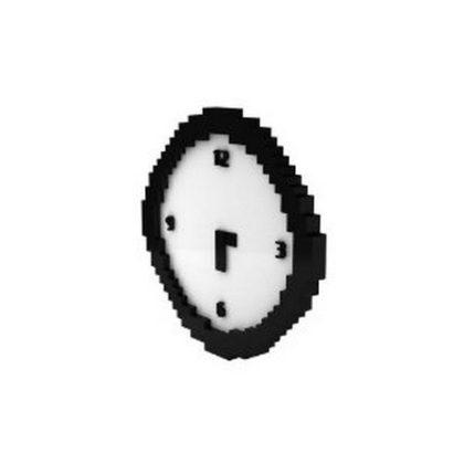 Pixel Time Clock