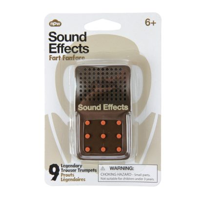 Mini Sound Effects Fart Fanfare