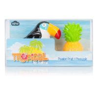 Tropical Toucan/Pineapple Balm Duo