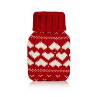 Mini Hottie - Red Heart Fairaisle