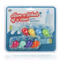 Have a Whale of a Time Drink Markers
