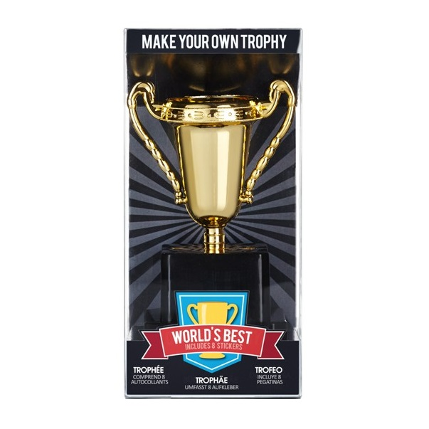 Make Your Own Trophy Front Company