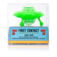 First Contact Lens Case UFO Alien Space Ship