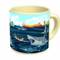 Shark! Mug