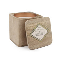 Paddywax Eucalyptus & Sandalwood 12 oz. Woods Candle