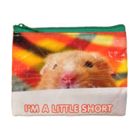 I'm A Little Short Coin Purse