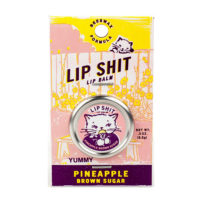 Pineapple Brown Sugar Lip Shit Lip Balm