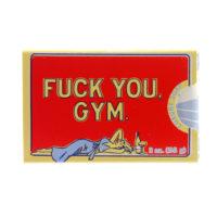 F*ck You, Gym Soap
