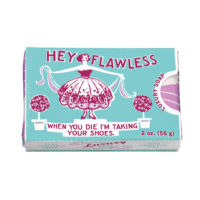 Hey Flawless Soap