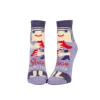 Shoe Monster Socks