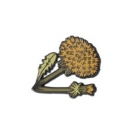 Stay Home Club Dandelion Lapel Pin