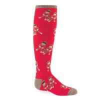 Monkey Love Socks