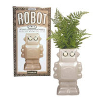 Robot Vase