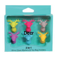 Be a Deery 2-in-1 Drink Markers