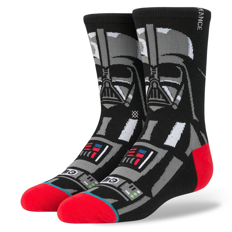 8924bc23637e Stance Star Wars Vader Socks – Front   Company