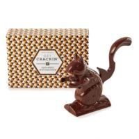 Squirrel Nutcracker In Gift Box