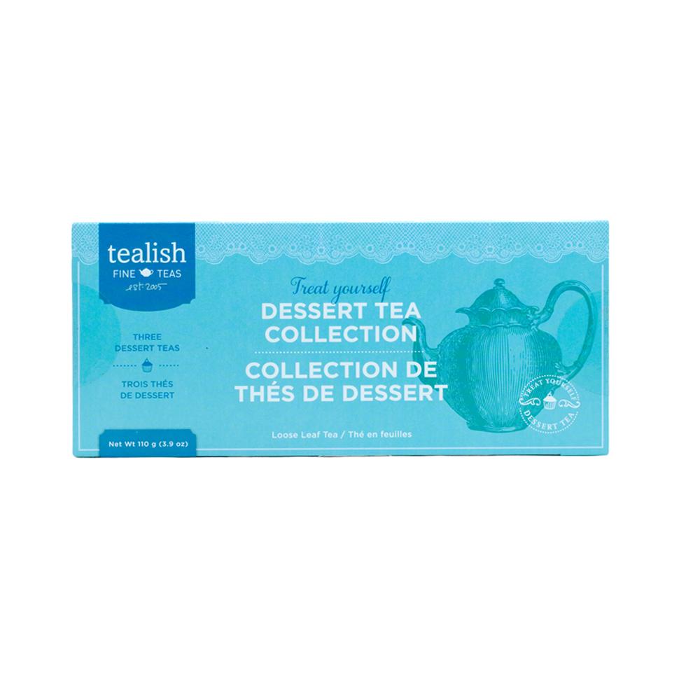 Tealish Dessert Tea Collection Sampler